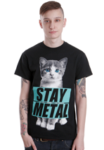 Miss May I - Kitty - T-Shirt