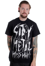 Miss May I - Stay Metal - T-Shirt