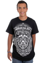 Miss May I - Stay Metal Lion - T-Shirt