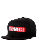 Miss May I - Stay Metal Snapback - Cap