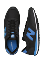 New Balance - U410 Black/Blue - Shoes
