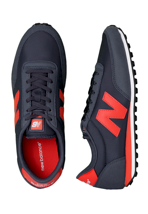 New Balance - U410 Navy/Red - Shoes
