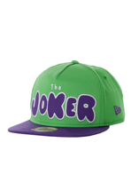 New Era - Character Bubble Team The Joker Green - Cap