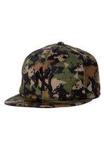 New Era - Continent Camo New York Yankees Woodland - Cap