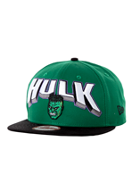 New Era - Hero Block Hulk Green/Black - Cap