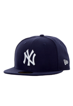New Era - League Basic MLB New York Yankees Light Navy/White - Cap