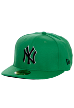 New Era - Polo Pique New York Yankees Kelly/Black/White - Cap