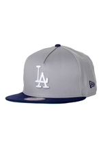 New Era - Sai`d Snap Reverse Los Angeles Dodgers Grey/Blue - Cap