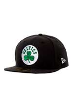 New Era - Seasonal Basic NBA Boston Celtics Black/Team - Cap