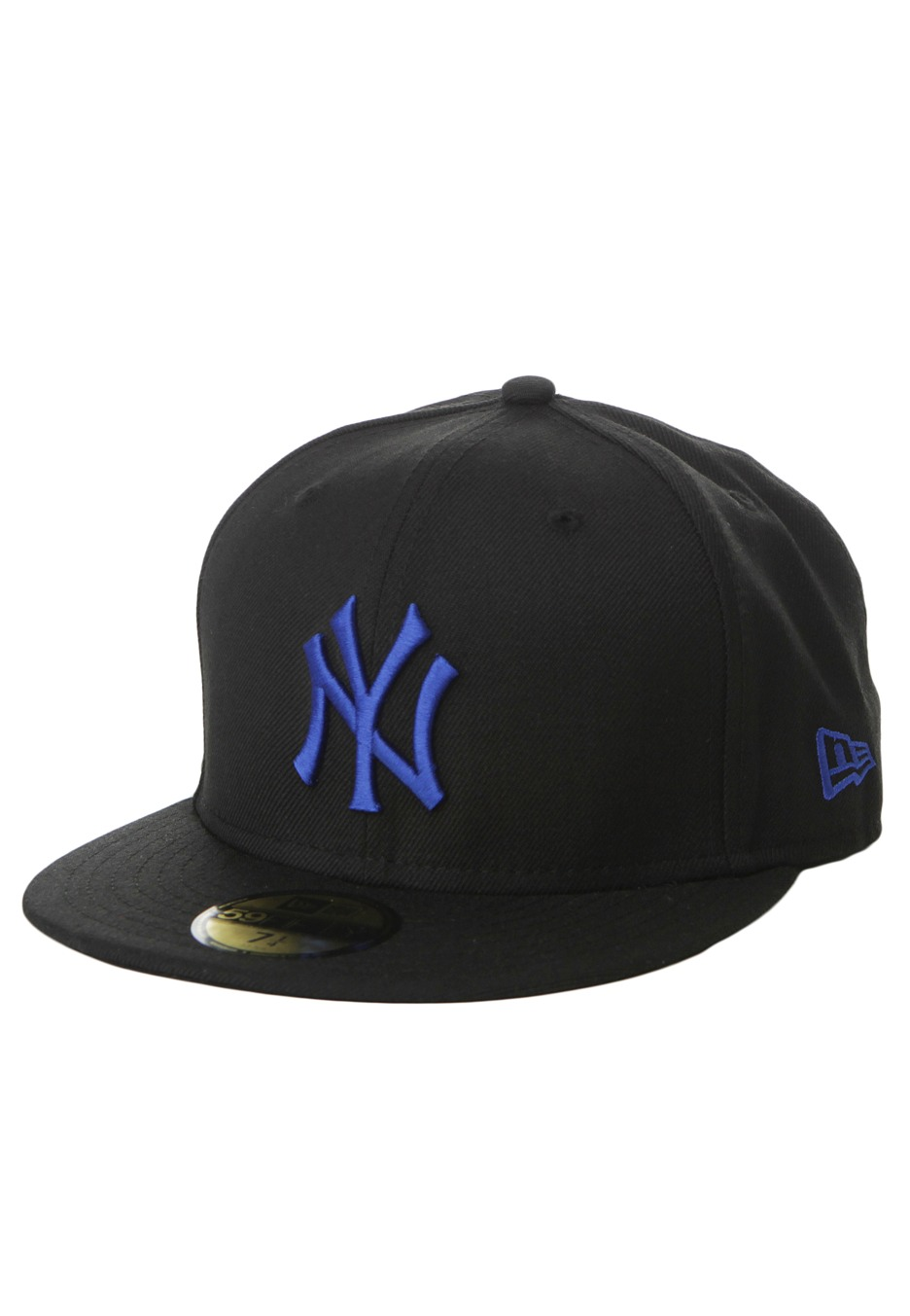 New Era Seasonal New York Yankees Black Light Royal