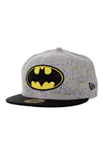 New Era - Speckle Hero Batman Official Grey/Black - Cap