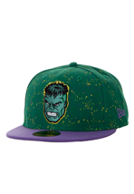 New Era - Speckle Hero Hulk Official Green/Purple - Cap