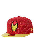New Era - Speckle Hero Ironman Official Red/Yellow - Cap