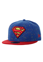 New Era - Speckle Hero Superman Official Blue/Red - Cap