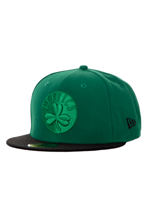 New Era - Team Poptonal Boston Celtics Green/Black - Cap