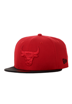 New Era - Team Poptonal Chicago Bulls Red/Black - Cap