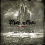 Night In Gales - Five Scars - Digipak CD