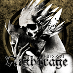 Nightrage - Insidious - Digipak CD