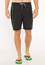 Nike 6.0 - Legacy TC Black/Black/Medium Grey - Board Shorts