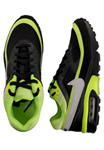 Nike - Air Classic BW Black/White/Volt - Shoes