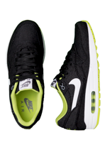 Nike - Air Max 1 Premium Black/White/Cyber Cool Grey - Shoes
