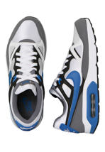 Nike - Air Max Span White/Photo Blue/Cool Grey/Black - Shoes