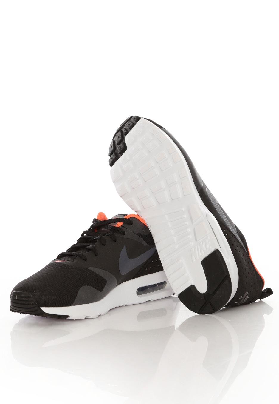 ac82dfc160ab Nike Air Max Max Max Tavas Noir Dark Gris Total Crimson Blanc 84ab63 ...