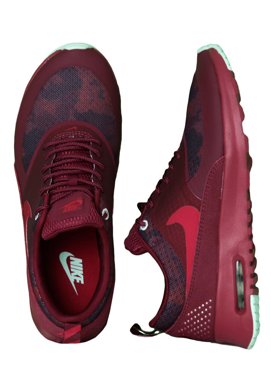 Nike Air Max Thea Bordeaux
