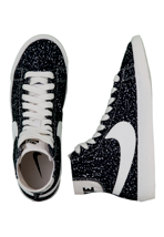 Nike - Blazer Mid Decon CVS Black/Sail - Girl Shoes