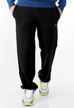 Nike - Contender Black/Diablo Red - Sweat Pants