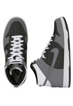 Nike - Dunk High Black/Cool Grey/White - Shoes