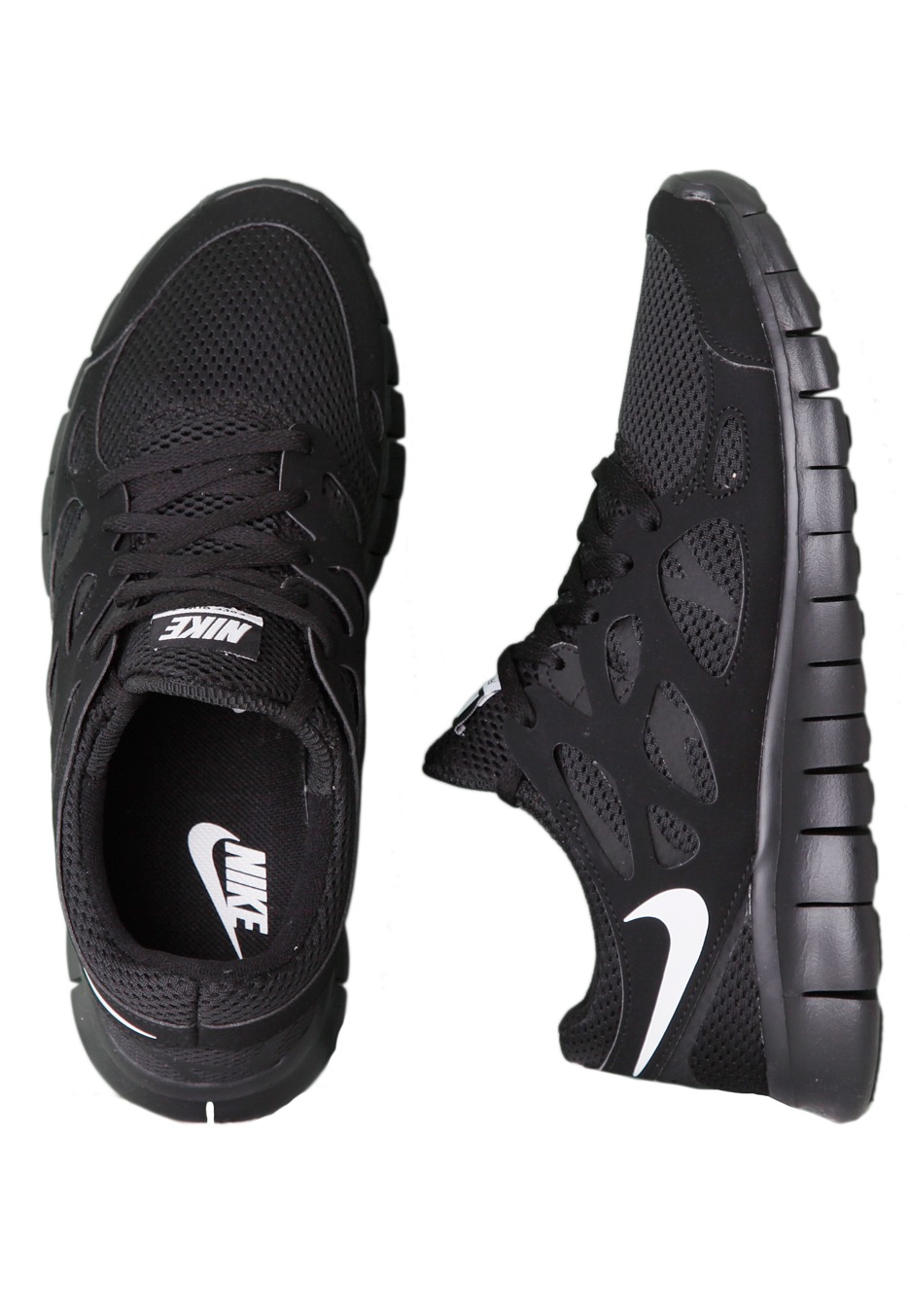 c0198d1226ec Nike - Free Run 2 NSW Black White Black - Shoes - Official Streetwear