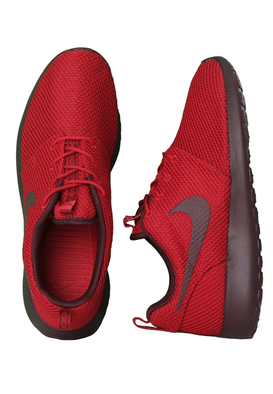 burgundy roshe run
