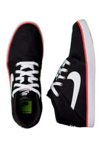 Nike - Suketo Mid Anthracite/White/Pimento - Shoes