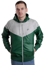 Nike - The Windrunner Gorge Green/Granite - Jacket
