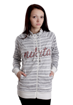 Nikita - Marlin Whisper White - Girl Zipper