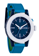 Nixon - Gogo Green/Blue/Navy - Watch