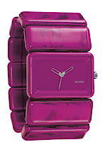 Nixon - Vega Shocking Pink Marble - Watch