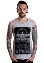 Northlane - Severed Pyramid Sportsgrey - Tank