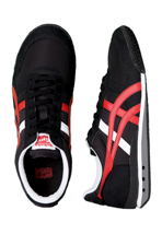 Onitsuka Tiger - Ultimate 81 Black/Fiery Red - Shoes