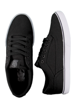 Osiris - Caswell Vulc Black/White - Shoes