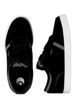 Osiris - CH2 Black/Charcoal/White - Shoes