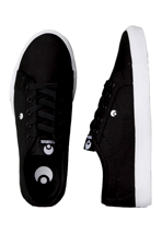 Osiris - Mith Black/Black/White - Shoes