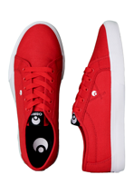 Osiris - Mith Red/Red/White - Shoes