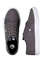 Osiris - Mith Steel/Steel/White - Shoes