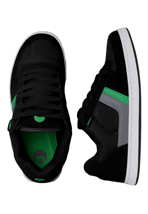 Osiris - Relic Black/Charcoal/Lime - Shoes