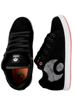 Osiris - Troma II Icon Black/White/Orange - Shoes