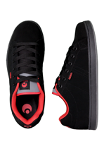 Osiris - Troma Redux Black/Red/Steel - Shoes