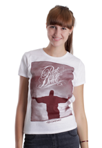 Parkway Drive - No Comfort White - Girly