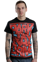 Parkway Drive - Red Block - T-Shirt